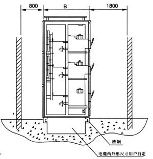 电气与能源设备 电气成套设备 配电装置 开关柜 gcs型低压抽出式开关